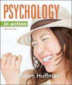 Psychology in Action by Karen Huffman (2011, Hardcover) 1118019083 | eBay