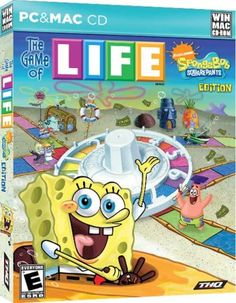 Spongebob: The Game Of Life - Pc/Mac, 2015 Amazon Top Rated Games #VideoGames