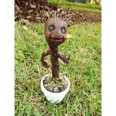 Baby Groot - Guardiões da Galáxia (Sob Encomenda)