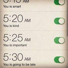 13 Hilarious Alarm C Funny Texts, Funny Jokes, Hilarious, Funny Alarms, Clock Labels, Funny Pins, Funny Stuff, Random Stuff, Haha