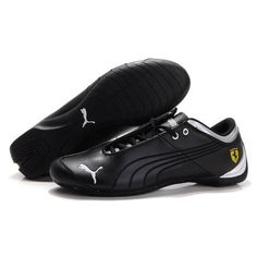 Puma 10th Anniversary Metal Racing Shoes Black