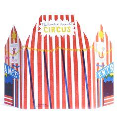 Paper Circus | The Printed Peanut