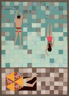 Margarita Man Quilt | by Modern Quilting by B