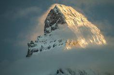 Gornergrat Ice Mountain, Switzerland <3