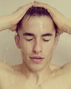Moto GP world champion Marc Marquez takes a shower at his home after a long day of training in Cervera, Spain. Photographed on assignment for Marc Marquez, Biker Girl, Motogp, Champion, Spain, Training, Shower, Cars, Man Crush