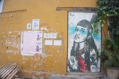 El despliegue grafitero de Cartagena
