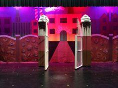 Wonka gates