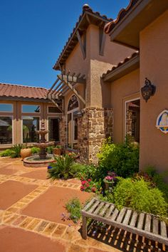 Tuscan Style Decorating Outdoor Design Ideas, Pictures, Remodel And Decor