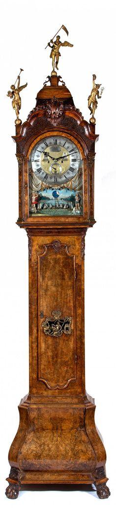 paulus bramer Amsterdams staand horloge