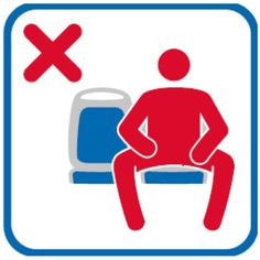 Madrid tackles 'el manspreading' on public transport with new signs