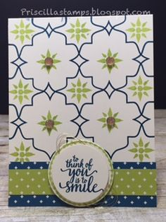Stampin' Amigos: One More Eastern Palace
