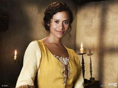 Merlin- Angel Coulby as Gwen