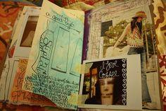 september.journals 2009  like the white ink on the polaroid