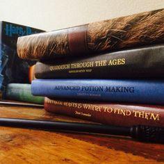 21 Útiles escolares de Harry Potter que necesitas en tu vida