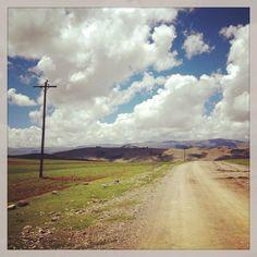 Rutas del Perú.