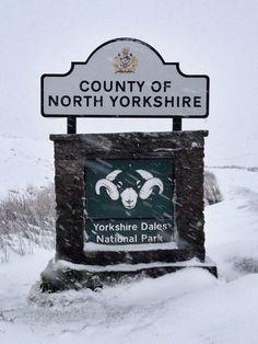 pagewoman: Yorkshire Dales, England (by Amanda Owen) — FUCKITANDMOVETOBRITAIN