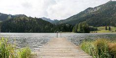 So nah und so wunderschön - Spitzingsee. Hier findet das Auryn-Team Entspannung.  Quelle: reisehummel.de