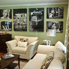 Picture Arrangements On Walls Design, Pictures, Remodel, Decor and Ideas - page 4