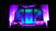 stage drapes and backdrops - Google Search