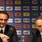 Crisi Italia, Prandelli e Abete si dimettono
