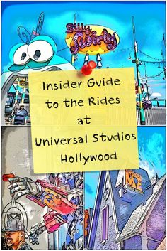 If you're going to Universal Studios Hollywood, you want to get the most of the rides, don't you? Check this out - all the tips, restrictions and things you need to know about every single ride at the theme park.