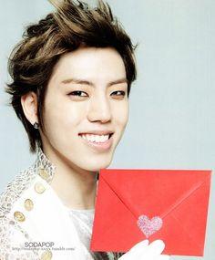 K[pop]Cave: INFINITE - [Japanese Magazine] Music Bank Feb Issue Eng Translation