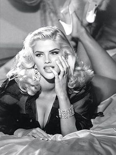 Anna Nicole Smith's marriage to the aged oil tycoon...