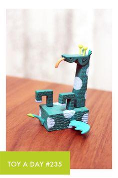 Giraffagon - Tic Toc Apocalypse  by Amanda Visell