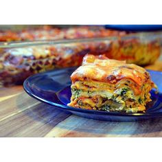 Just making #vegan #lasagna again.  Have you ever noticed lasagna is just spaghetti flavored  cake??  Cashews working their cheezy magic in my mouth and tummy!! Recipe is in the link in my bio.