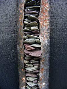 #Murmeln #Beton #Steine Tom Stogdon, sculpteur
