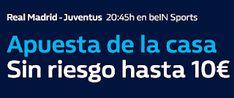 el forero jrvm y todos los bonos de deportes: william hill promocion Real Madrid vs Juventus 11 ...