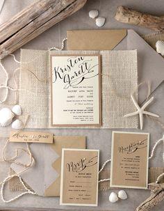 WEDDING INVITATIONS 02/starfish/z
