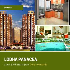 LODHA PANACEA 🌸 Luxurious 2 Bed Residences Green Neighbourhood Connective Location Exciting amenities and many more surprises for you So what are you waiting for? Hurry up! 🏃♀🏃♂ For more details 👇🏻 The Neighbourhood, Waiting, Mansions, Luxury, House Styles, Bed, Green, Home Decor, Decoration Home
