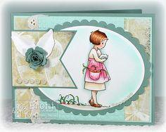 Bunny Garden (by Broni Holcombe)