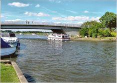 Acle Bridge over the River Bure Pictures Of England, Over The River, Norfolk, Bridge, Bridge Pattern, Bridges, Attic, Bro