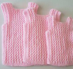Chalecos Pechitos De Lana Bebé Nuevos! - $ 550,00 en Mercado Libre Baby Knitting Patterns, Baby Patterns, Betty Boop, Baby Dress, Smocking, Crochet Baby, Kids Fashion, Sweaters, Dresses