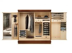 Find out all of the information about the CECCOTTI COLLEZIONI product: contemporary wardrobe / wooden / with swing doors GENTLEMAN. Deco Furniture, Solid Wood Furniture, Cabinet Furniture, Furniture Design, Gentleman's Wardrobe, Wooden Wardrobe, Cupboard Drawers, Space Interiors, Industrial