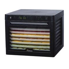 The Tribest Sedona Dehydrator - This is the best of the best.  You can make wonderful raw and healthy snacks.