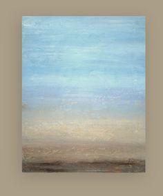 Original Acrylic Abstract Fine Art Painting by OraBirenbaumArt, $265.00