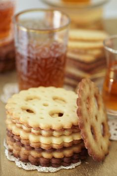 #lace #biscuits #cookies #tea #recipe #foodstyling #foodphotography