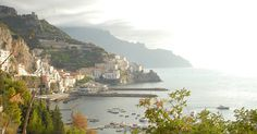 Images like this Amalfi coast photo are now available co print on my website!!!