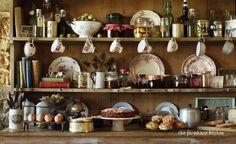 andrew montgomery//farmhouse kitchen//
