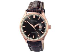 Nice. Only £50 too /  Sekonda Rose-Gold Brass Watch.