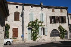 5 bedroom village house for sale in Lauzerte, Tarn-et-garonne, France - Rightmove. French Property, Village Houses, France, Real Estate Houses, Wine Cellar, Terrace, Mansions, House Styles, Beds