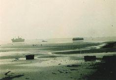 Arromanches (après le débarquement)