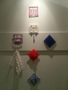 Dutch Design Week @ Klokgebouw. Made with 3D-printer.