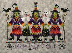 Just Nan - Girls Night Out