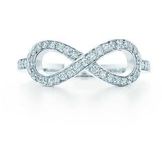 Tiffany Infinity Ring and other apparel, accessories and trends. Browse and shop 53 related looks.