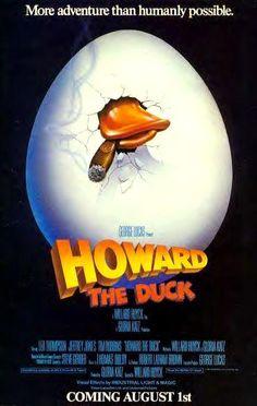 Howard, un pato del espacio.