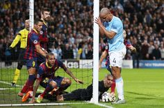 Manchester City vs Barcelona 02/24/2015 UEFA Champions League Preview, Odds and Prediction - Sports Chat Place